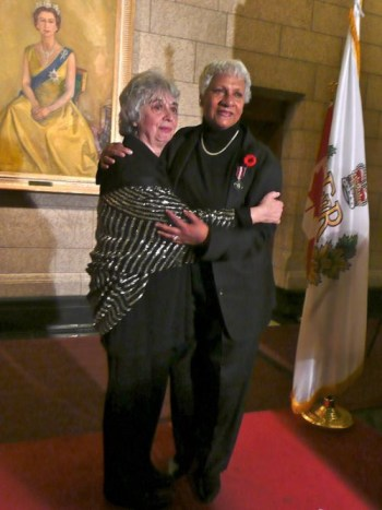 Helen Lucas Queens Jubilee Award