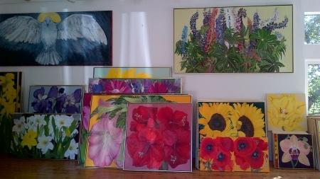 Helen Lucas Studio 2012